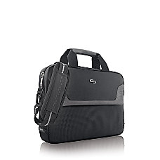 Solo Flatiron 141 Slim Brief Black