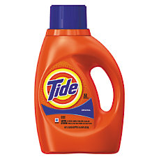 Tide 32 Use Liquid Detergent 50
