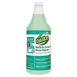 OdoBan BioDrain Grease And Waste Digester