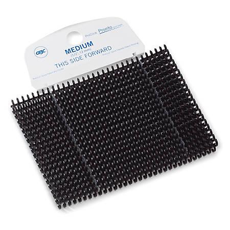 "GBC® ProClick® Pronto™ P3000 Binding Spines, 5/16"", 40-Sheet Capacity, Black, Pack Of 100"
