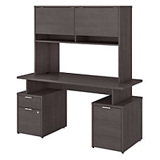 Bush Business Furniture Jamestown Desk With