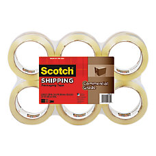 Scotch Commercial Grade Packing Tape 1