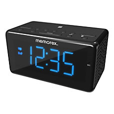 Memorex Bluetooth Clock Radio 3 516