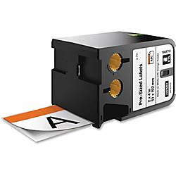 DYMO XTL Pre Sized Safety Labels