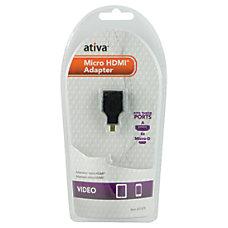 Ativa A To D Micro HDMI