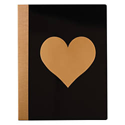 Divoga Composition Notebook Hearts Collection 9