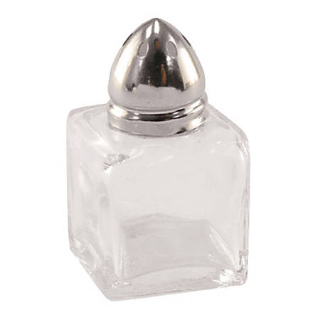 Update International Salt And Pepper Shakers, Clear
