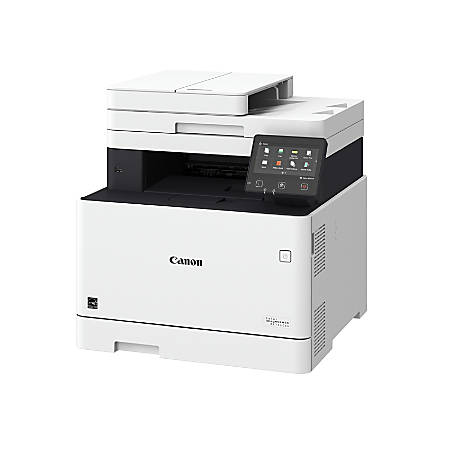 Canon imageCLASS® MF731Cdw Wireless Color Laser All-In-One Printer, Scanner, Copier, 1474C017