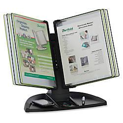 Tarifold Black Line Design Display Desk