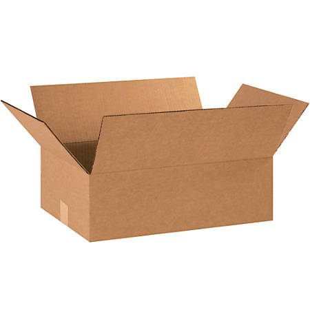 Office Depot Brand Corrugated Boxes 6 H X 13 W X 19 D