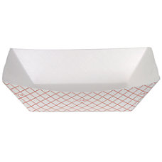 Dixie Kant Leek Polycoated Food Trays