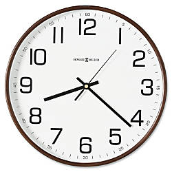 Howard Miller Kenton 13 Wall Clock