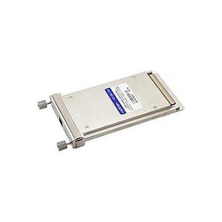 AddOn Cisco CFP-100G-SR10 Compatible TAA Compliant 100GBase-SR10 CFP Transceiver (MMF, 850nm, 150m, MPO, DOM)