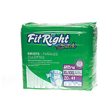 FitRight Stretch Ultra Briefs X LargeXX