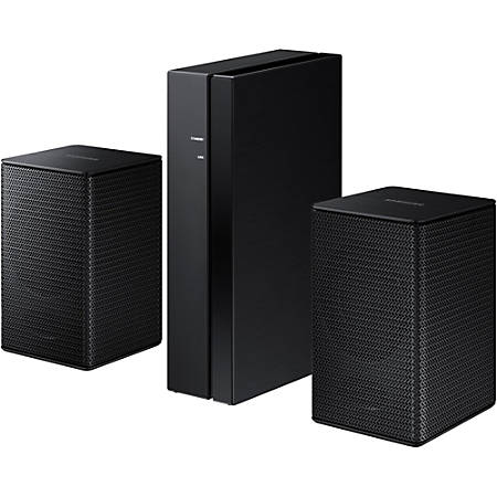 Samsung SWA-8500S 54W RMS 2.0-Channel Speaker System, Black