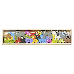 BeginAgain Toys Animal Parade A Z