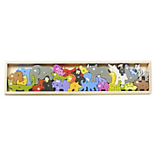 BeginAgain Toys Animal Parade A Z