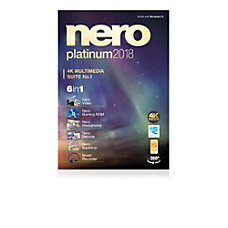 Nero Platinum 2018 Download Version
