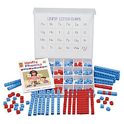 UNIFIX Large Group Word Building Center