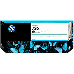 HP 726 Original Ink Cartridge Single