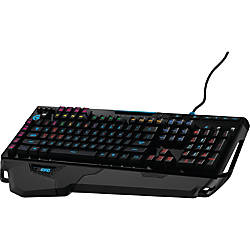 Logitech Orion Spark G910 Keyboard