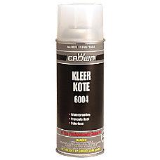 Crown Kleer Kote 12 Oz Clear
