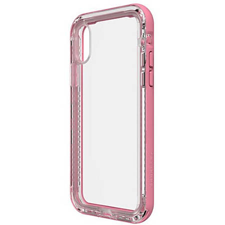 new product 34129 20f8a LifeProof NËXT for iPhone X Case - For iPhone X - Cactus Rose - Water  Resistant, Snow Proof, Dust Resistant, Dirt Proof, Drop Proof, Clog  Resistant - ...