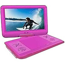 Ematic EPD121PN Portable DVD Player 121