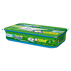 Swiffer Sweeper Wet Multisurface Mopping Pads