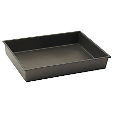 Winco Aluminized Steel Cake Pan 2
