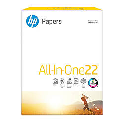 HP All In One Printing Paper
