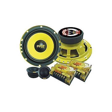 Pyle Gear X PLG6C Speaker 200 W RMS 2 way 2 Pack