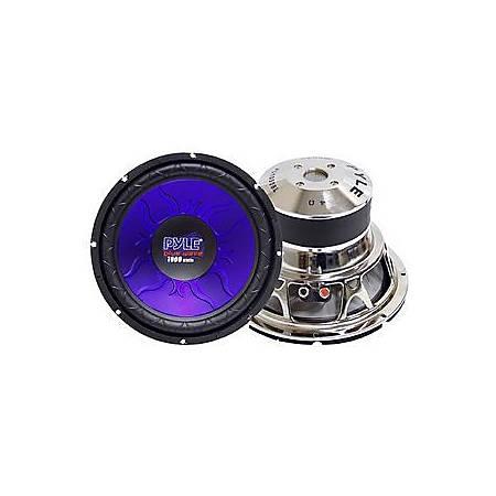 Pyle PL1290BL Woofer - 1200 W PMPO - 1 Pack