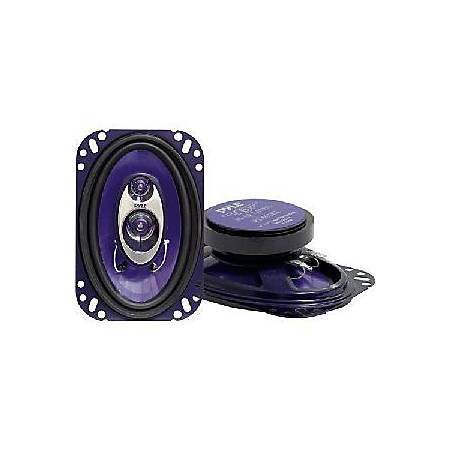 Pyle Blue Label PL463BL Speaker - 120 W RMS - 240 W PMPO - 2 Pack