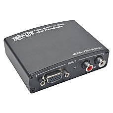 Tripp Lite VGA to HDMI Component