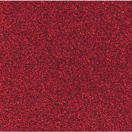 M + A Matting Stylist Floor Mat, 4' x 8', Solid Red