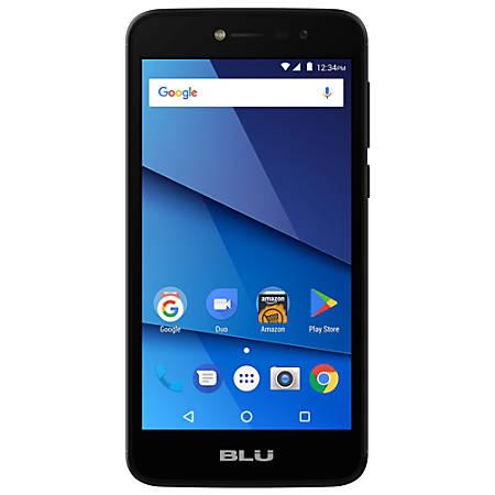 BLU Studio Pro S750P Cell Phone, Black, PBN201418