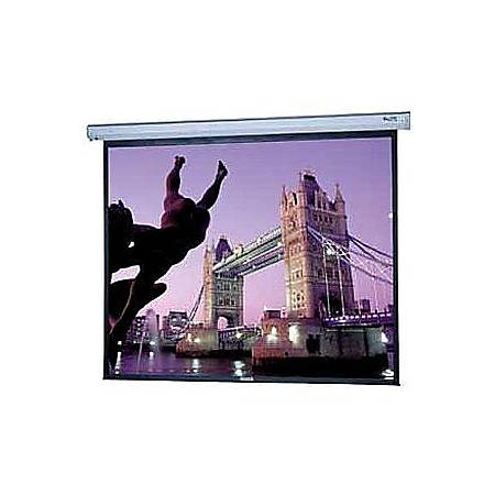 "Da-Lite Cosmopolitan Electrol Projection Screen - 108"" x 144"" - High Power - 180"" Diagonal"