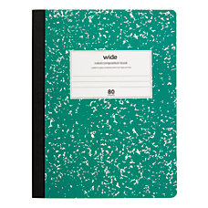 Office Depot Brand Marble Composition Book