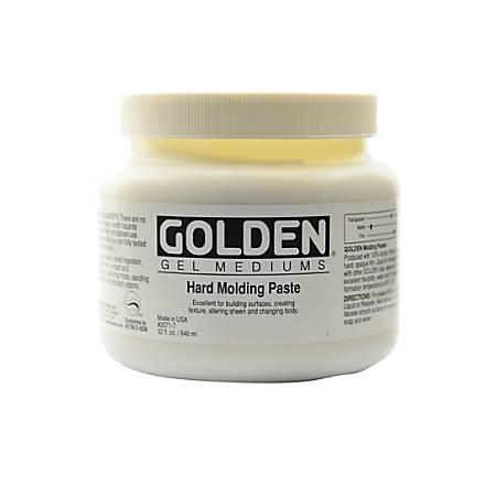 Golden Molding Paste, Hard, 32 Oz