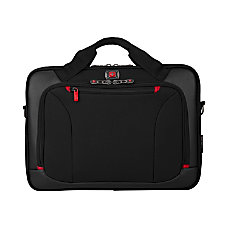 Highwire Briefcase For 17 Laptop Black
