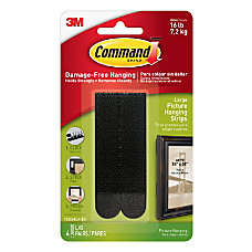 3M Command Damage Free Hanging Strips