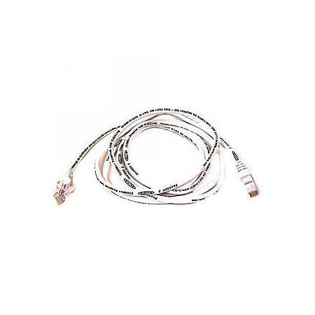 Belkin 700 Series Cat.5e UTP Patch Cable - RJ-45 Male - RJ-45 Male - 8ft - White
