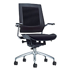 Koplus BodyFlex Fabric Task Chair 22