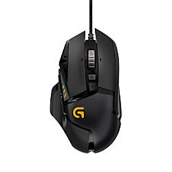 Logitech G502 Proteus Core Tunable Gaming Mouse Blackblue By Office