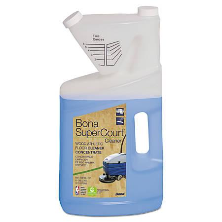Bona® SuperCourt™ Cleaner Concentrate, 128 Oz Bottle