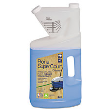 Bona SuperCourt Cleaner Concentrate 128 Oz