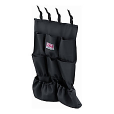 Suncast Commercial 8 Pocket Housekeeping Bag