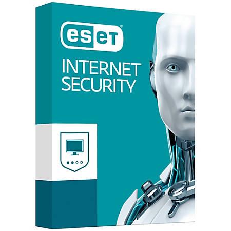ESET Internet Security 2017 3 User, Download Version