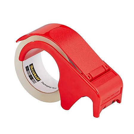 Scotch® DP300-RD Packaging Tape Hand Dispenser
